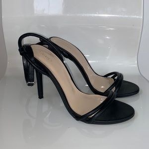 Forever 21 heels worn once size 8